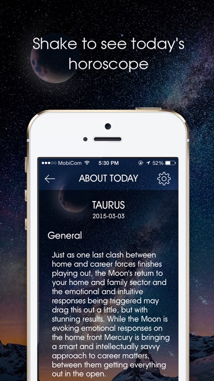 Zodiak - Daily, Weekly, Yearly,  Horoscope