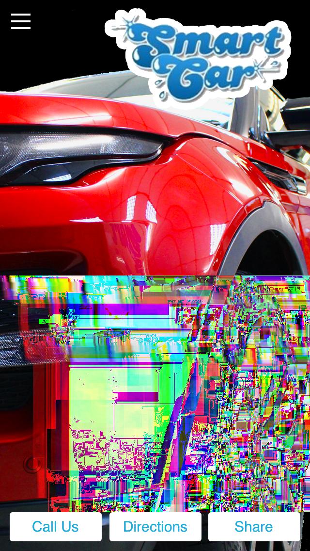 Smart Car Valeting screenshot one