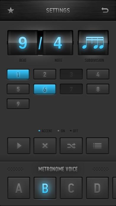 Metronome Ϟ for Windows
