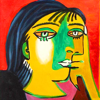 App for Picasso: 100 Portraits by Picasso