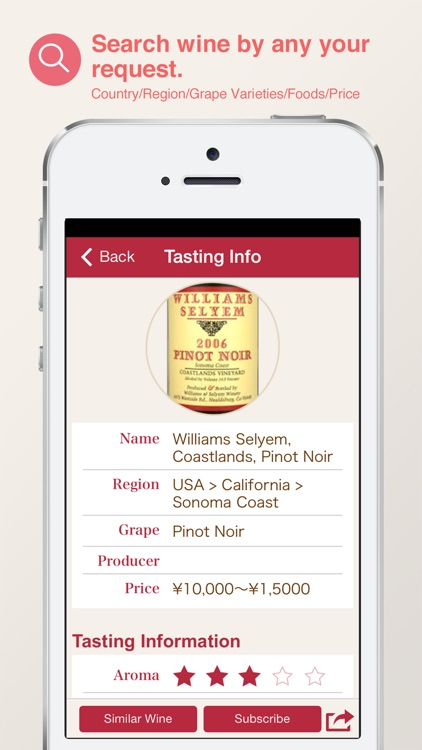 Wine it!- Discover your memorable great wine