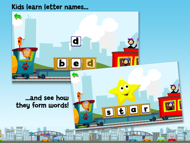 Zoo Train Screenshot