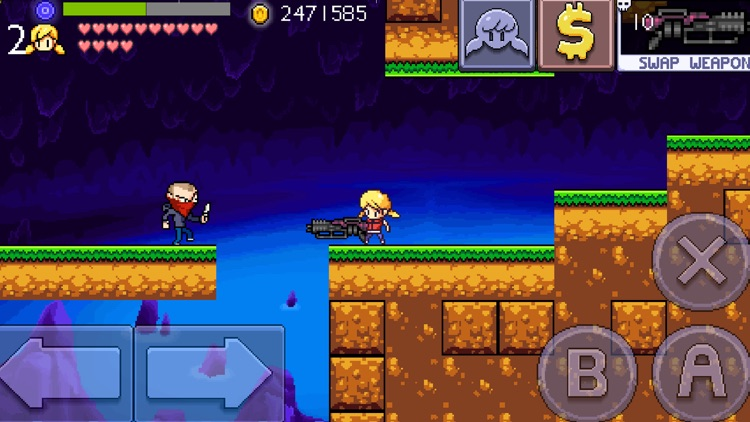 Callys Caves 2 screenshot-4
