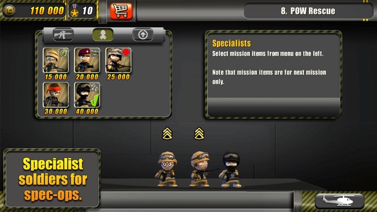 Tiny Troopers screenshot-3