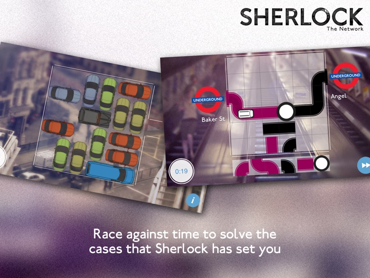 Sherlock: The Network HD screenshot-4