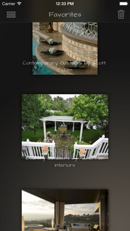 Garden and Landscape Designs screenshot-3