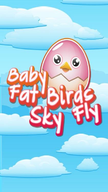 Baby Fat Birds – Sky Fly