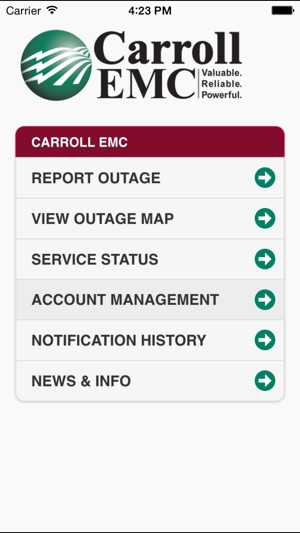 Cemc Outage Pal On The App Store