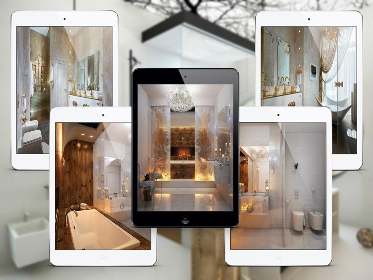 Bathroom Decor Ideas for iPad