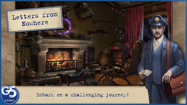 Letters from Nowhere® screenshot-0