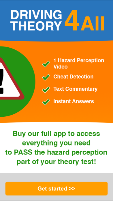 Driving Theory 4 All - Hazard Perception Videos Vol 7 for UK