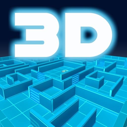 MAZE TOWER -立体迷路3D-