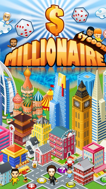 MILLIONAIRE TYCOON™ : Free Realestate Trading Strategy Board Game screenshot-0
