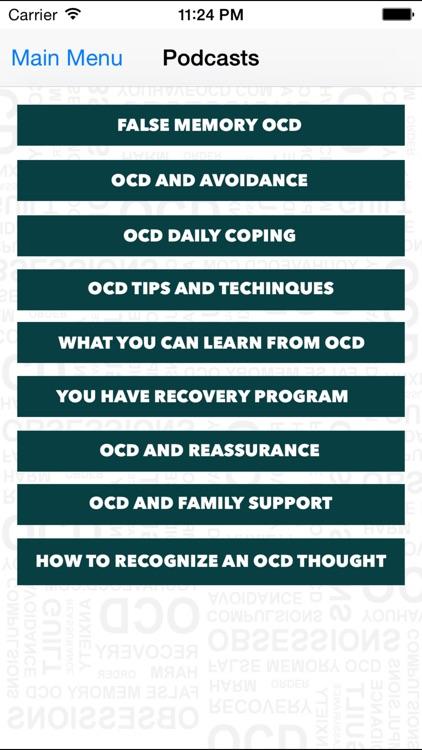 Pure O OCD Recovery screenshot-3