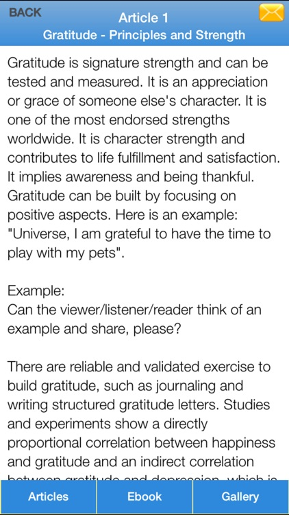 Gratitude Guide - Make You Happy by Being Thankful and Appreciative Now! screenshot-3