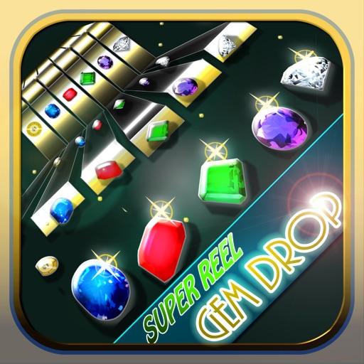 Super Reel Gem Drop (Match 3+Slots)