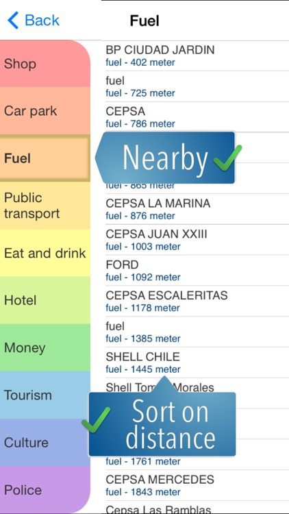 Gran Canaria Travelmapp screenshot-4
