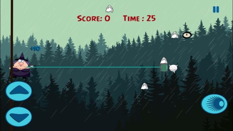 Angry Witch Adventure - Hunts For Souls Saga (Free) screenshot-3