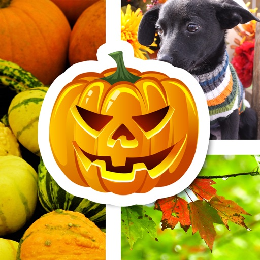 Halloween Picture Stickers: The Scary Photo Maker