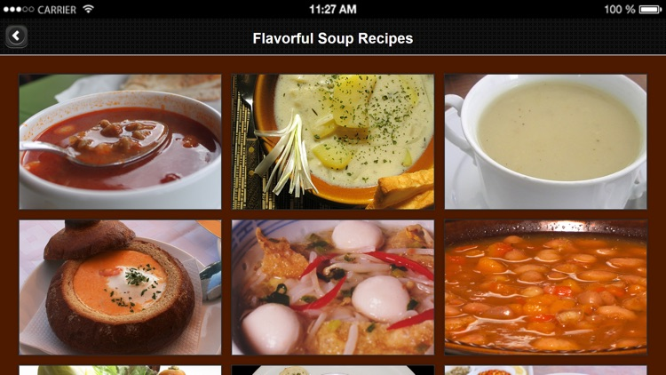 Soup Recipes from Flavorful Apps® screenshot-3