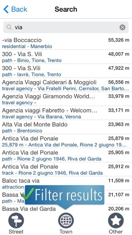 Lake Garda Travelmapp screenshot-3