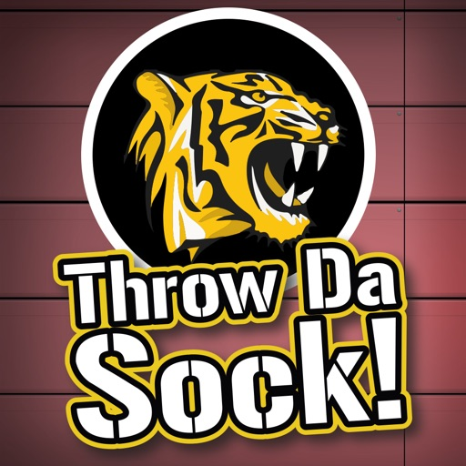 Throw Da Sock! - WALTER Tigers Tübingen icon
