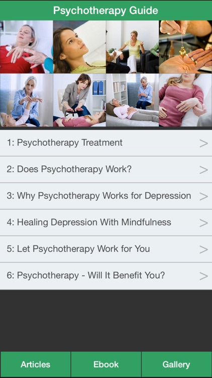 Psychotherapy Guide - Everything You Need To Know About Psychotherapy !