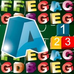 Alphabet Crush HD