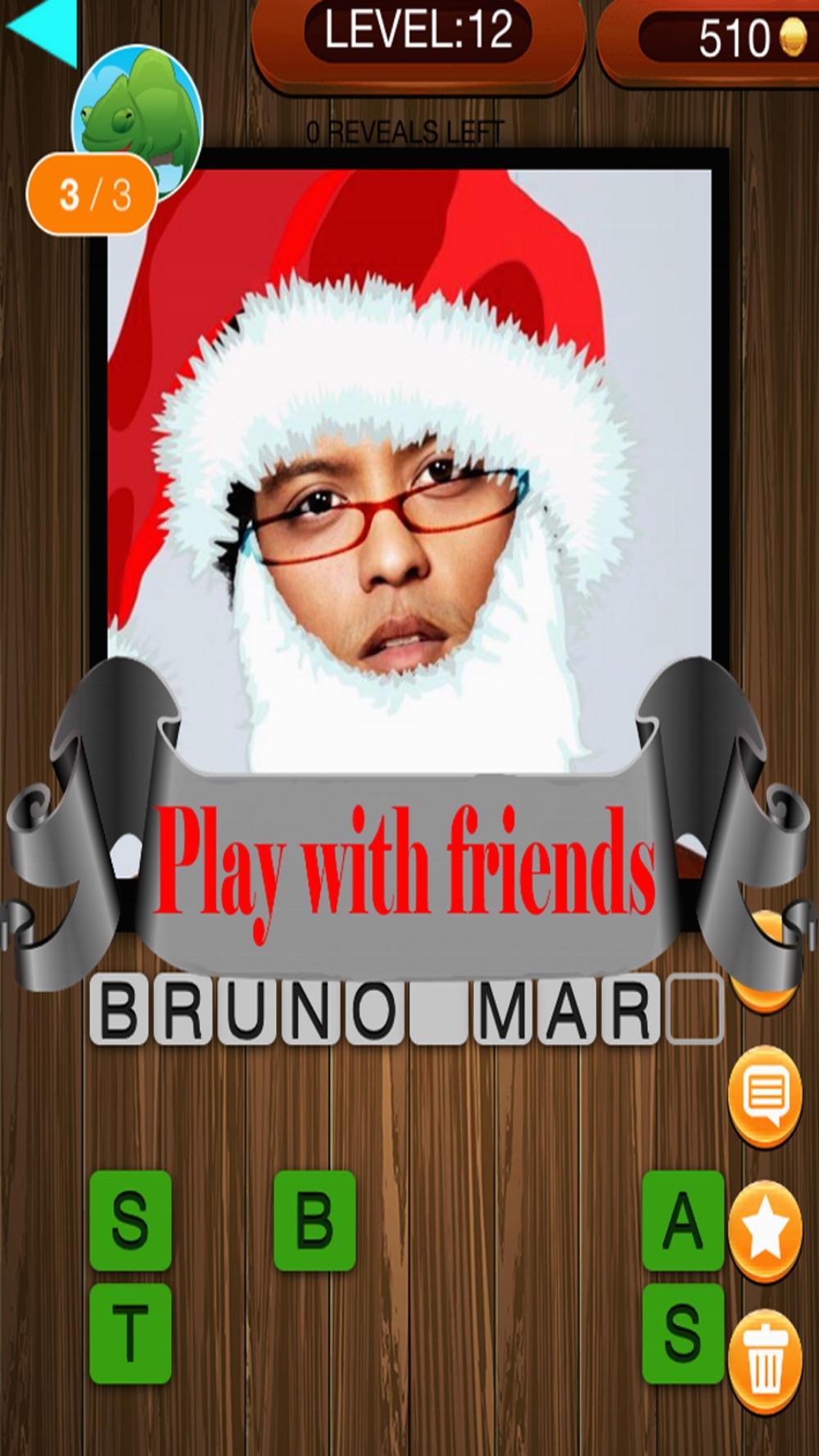 Christmas Factor Celebrity Santa Guess Who Pics Trivia Quiz - The Free App hack tool
