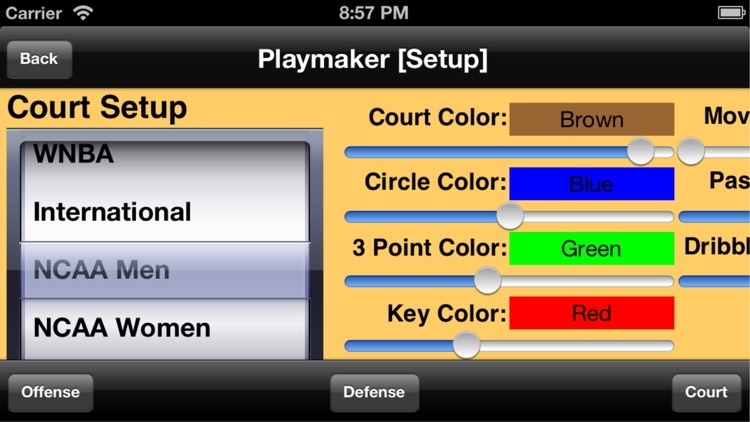 Basketball Playmaker screenshot-3