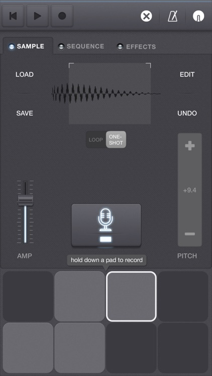 Triggler: Sampler, Sequencer & Wave Synth screenshot-0