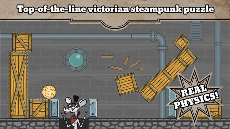 Feed the Rats - Real physics! screenshot-0