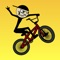 Stickman BMX - The long awaited sequel to the smash hit game 'Stickman Skater' is finally here on iPad