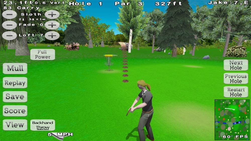 Disc Golf 3D hack tool