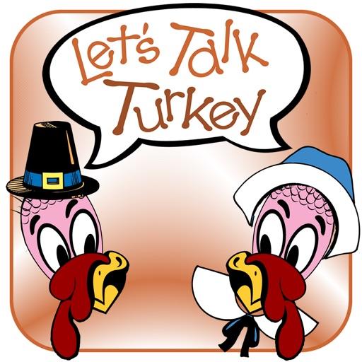 Turkey Talk Blog Hop - The Pedi Speechie