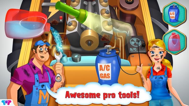 Mechanic Mike 3 - Construction City screenshot-3