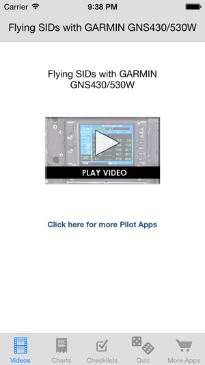 Flying SIDs with GARMIN GNS430/530W on the App Store