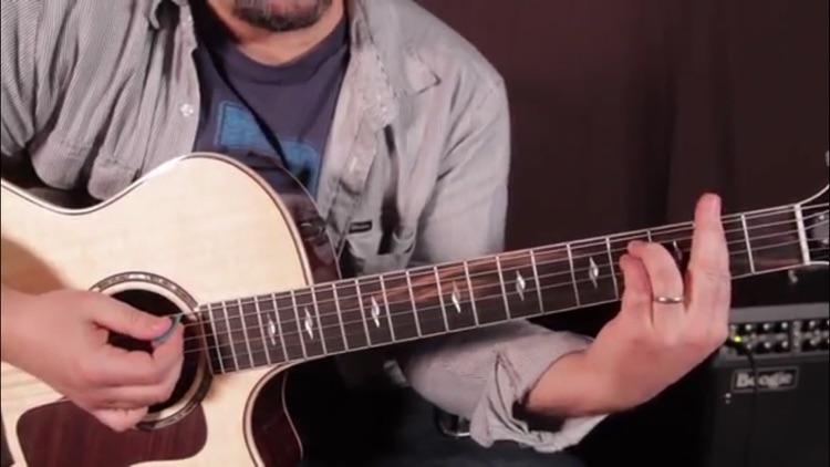 Watch And Learn - Easy Guitar Songs screenshot-3
