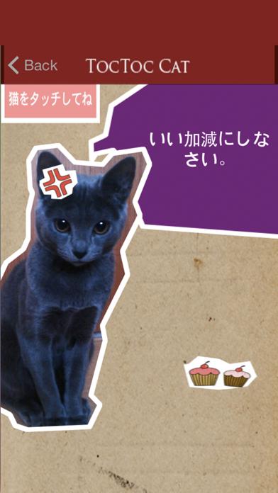 猫語翻訳機 -無料アプリTocTocCat-のおすすめ画像1