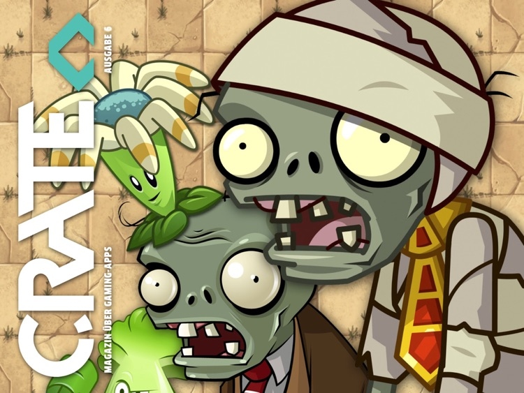 """CRATE 6: """"Plants vs. Zombies 2""""-Edition"""