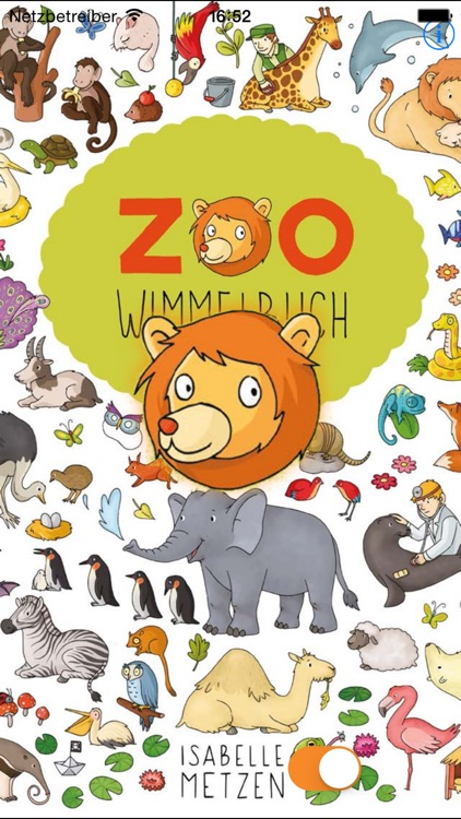 The Great Zoo Search And Find App