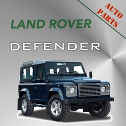 Autoparts Land Rover Defender