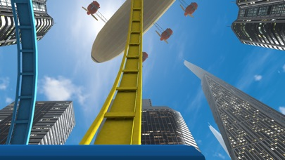 VR Roller Coaster screenshot