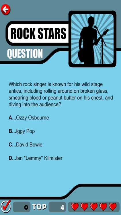 Classic Rock Trivia: Amplify your Knowledge