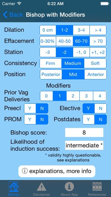 Bishop Scores screenshot-3