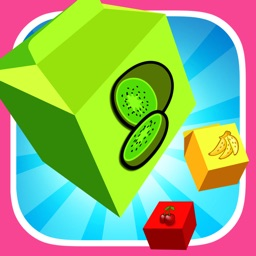 A Candy Fruit Box Mountain FREE - The Lunch-Box Mania Drop Game
