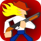 Run and Shoot Zombies icon