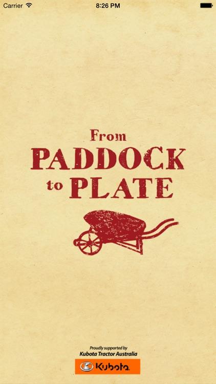 Paddock to Plate screenshot-4