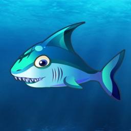疯狂吃鱼-鲨鱼来袭