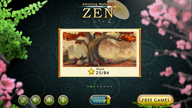 Amazing Mahjong: Zen screenshot-0